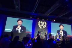 Выступление Президента AIBA Чинг-Куо Ву